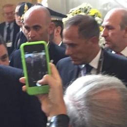 Como capitale della cultura  Renzi: «Bella operazione»