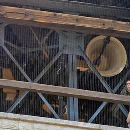 Como, suonano dopo anni  le campane del Duomo   Ascolta il primo concerto