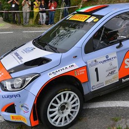 Rally, poker di Fontana all'International Cup