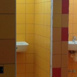 Scuola Sant'Elia, corsa contro il tempo  Eliminate le barriere architettoniche