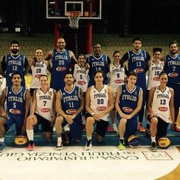 Basket 3c3, in Nazionale i comaschi Gatti e Longoni