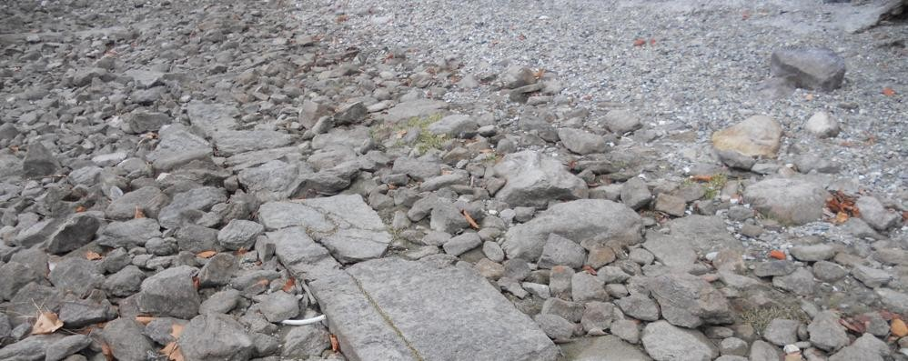 La chiesa romana emersa dal lago  «A San Siro le sorprese non sono finite»