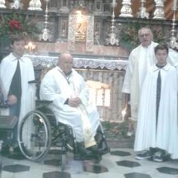 Plesio, dall'Argentina ai Balcani  Festa per il prete di frontiera
