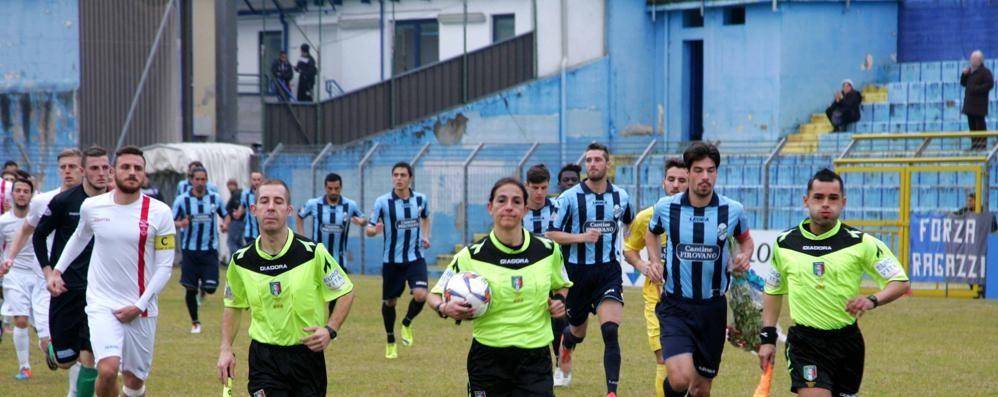 Il calcio come la storia  Lecco sceglie Monza