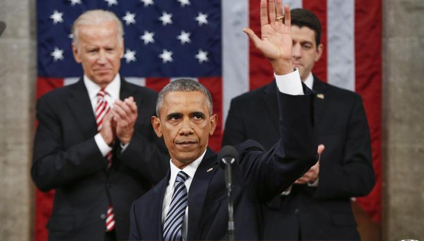 Obama informato sviluppi fermo navi Iran
