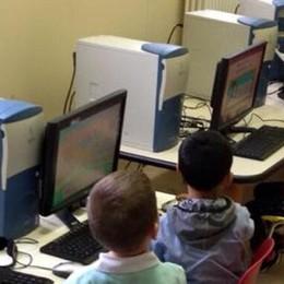 La rete wi-fi   roba da asilo a Como