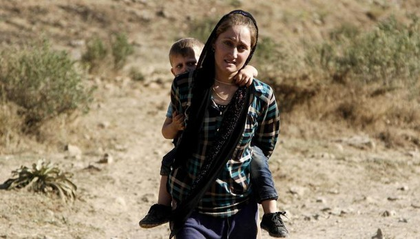 '600 bambini yazidi rapiti dall'Isis'