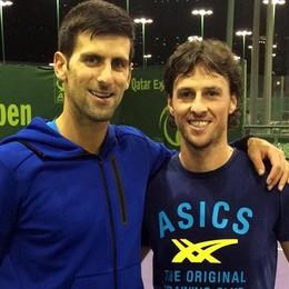 Tennis, Arnaboldi ritrova Djokovic