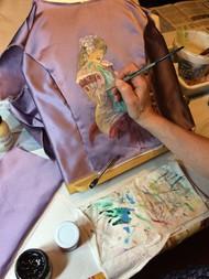 Arte da indossare Made in Como