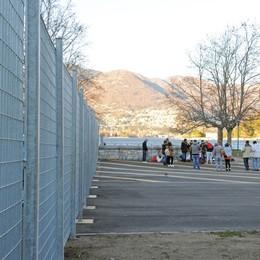 Transenne allo stadio e lungolago blindato «La città è in gabbia»
