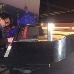 Como, torna il pianista  dopo la multa a Varese