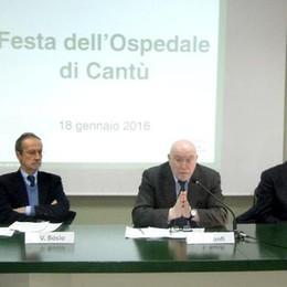Aumentano ricoveri e interventi  «L'ospedale di Cantù cresce»