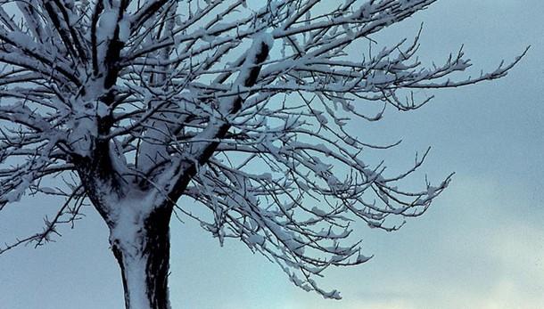 Freddo record in Alto Adige, -22 gradi