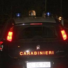 Furti a Sorico: rubano anche l'auto   Bloccati, riescono a fuggire a piedi