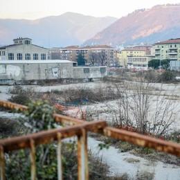 Ticosa, 350mila euro   per 200 posteggi
