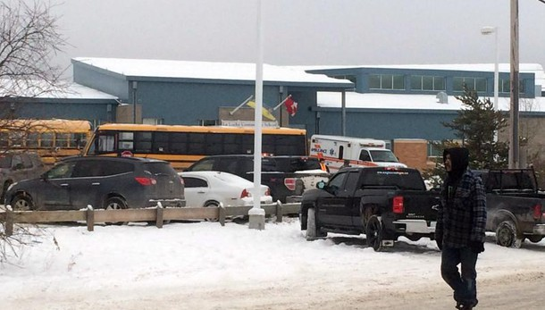 Strage a scuola in Canada, 4 morti