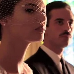Bianca Balti per Harper's Bazaar  Che spot per Cernobbio