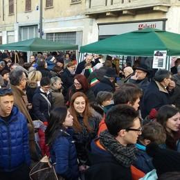 In cinquecento a Mariano  alla marcia della pace