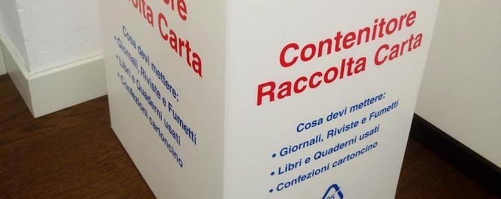 Misteriosi furti a Guanzate  Spariti i contenitori dei rifiuti