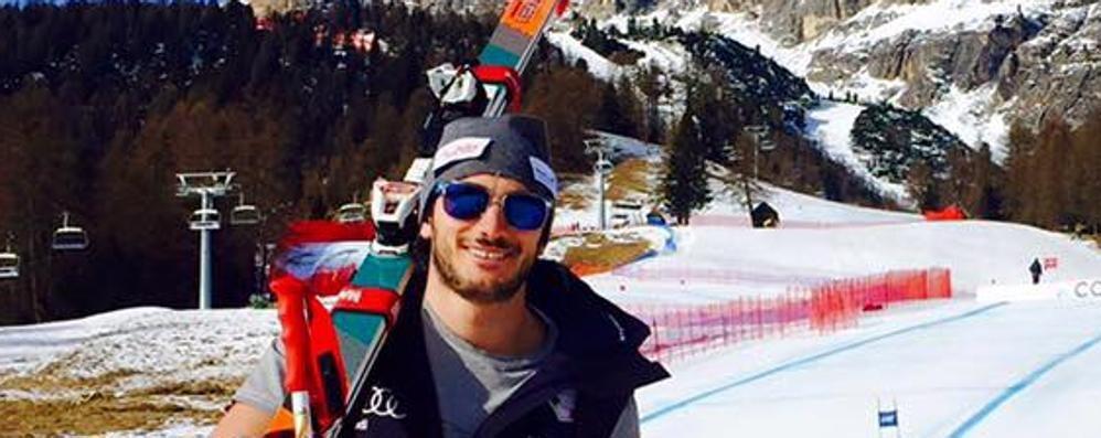 Supergigante Fis a Cortina  Il comasco Tentori sfiora il podio