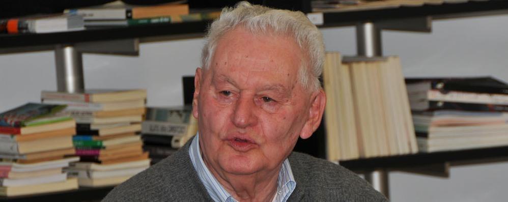 Addio a Giulio Mauri  Ha scritto lo sport per 50 anni