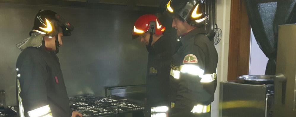 Grandola, non accende la cappa  Il cuoco si sente male