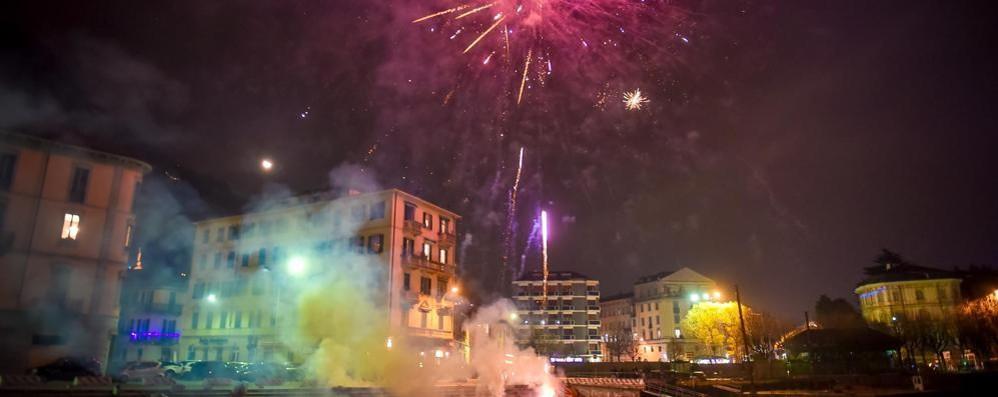 Smog ancora alle stelle Colpa dei fuochi d'artificio