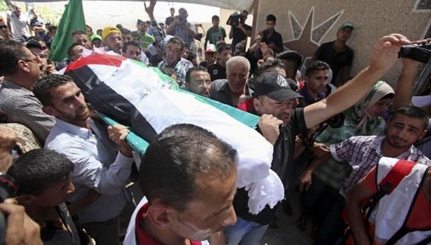 Ultrà ebrei incriminati rogo palestinesi