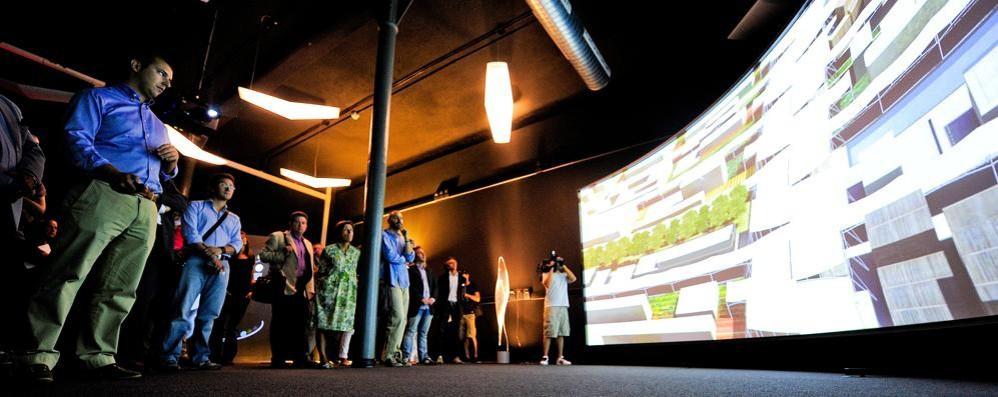 Centro della realtà virtuale  salvato dal colosso Reply
