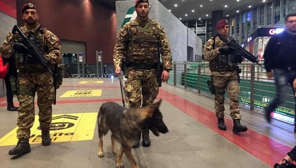 Gip,sospetti terrorismo arrestati Genova