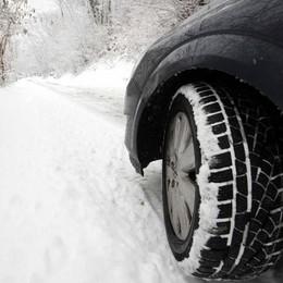 L'Italia si misura dalle gomme da neve