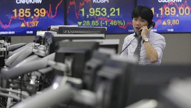 Tonfo Borse Asia con Cina, Medio Oriente