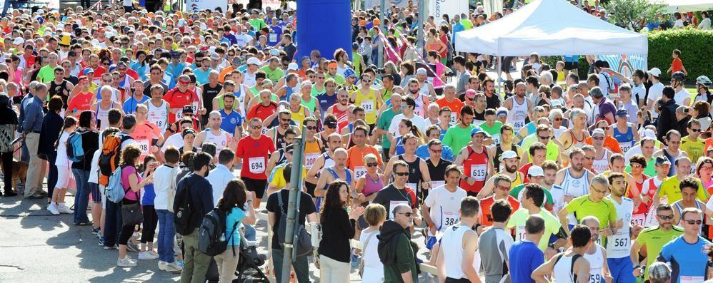 Como, Mezza Maratona a rischio