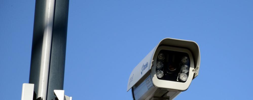 Furti, arrivano in Valle Intelvi le telecamere leggi-targa