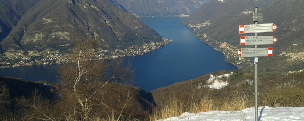«Splendido il lago d'inverno»   Ma troppi ristoranti sono chiusi