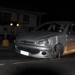 Incidente a Cantù, due feriti