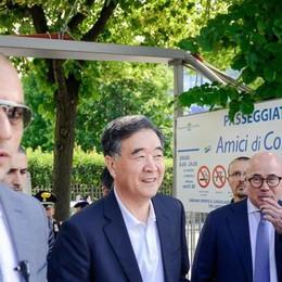 Le nuove chance dalla Cina  danno speranza a Como