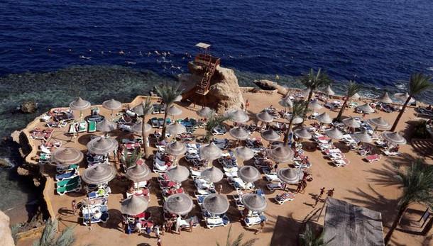 Assaltato resort turistico a Hurghada