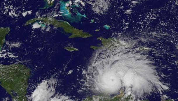Uragano Matthew, più potente da 2007