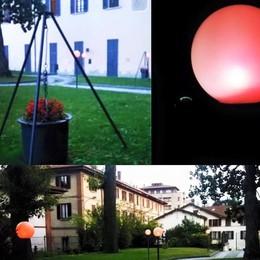 Lotta contro i tumori al seno  Il municipio di Olgiate si tinge di rosa