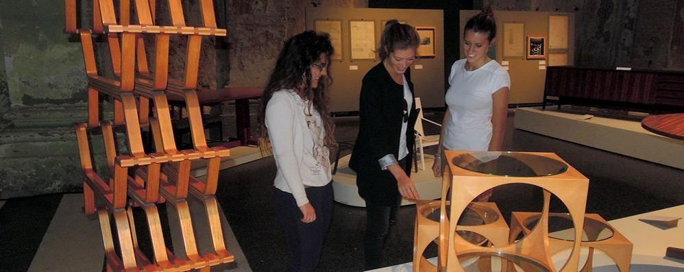 Museo del legno a Cantù  Anche gli artigiani lo vogliono