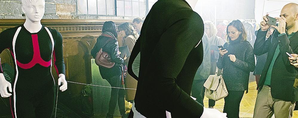 Giovani e creatività  tra sport e glamour  In mostra c'è ComOn