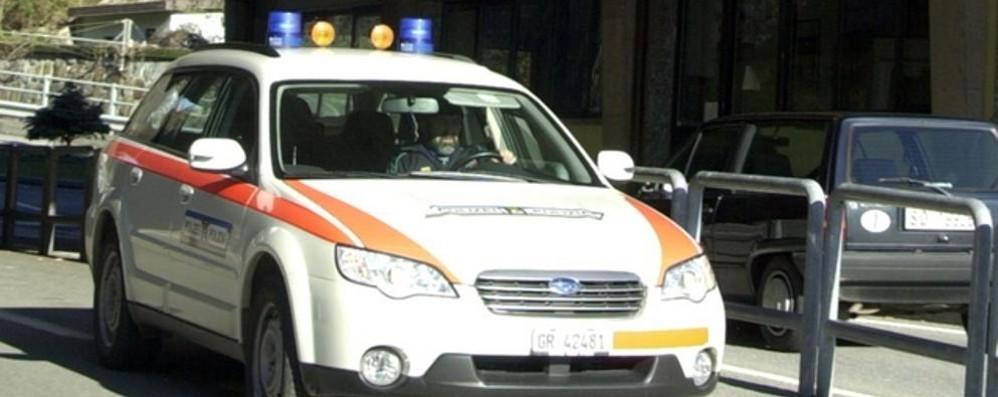 Pensionato italiano a Chiasso  picchiato in casa da marocchino