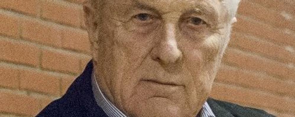 Cermenate in lutto  Addio a Giancarlo Verga