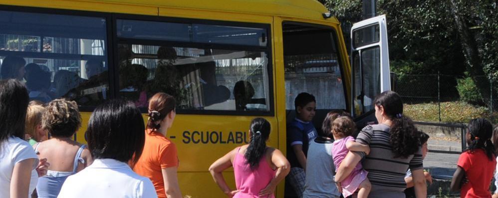 Scuolabus, l'appalto finisce a Isernia  E a Cadorago esplode la polemica