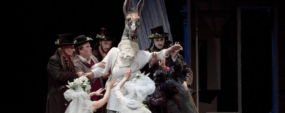 """Sociale, doppio """"Sogno""""  con Shakespeare-Britten"""