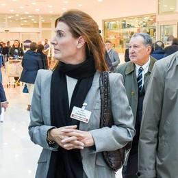 Sorpresa, la famiglia Caprotti  all'inaugurazione di Esselunga