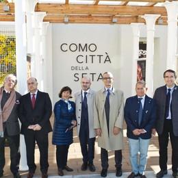 Trevitex, presentata la nuova piazza «Ora una festa per l'intitolazione»