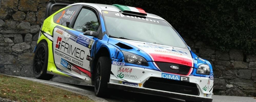 Signor, il signore di Como Vince il Rally e il Tricolore