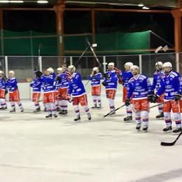 L'Hockey Como giù Fuori dalla zona playoff